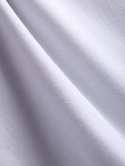 Internet Princess Cotton Graphic Tee - WHITE 3XL Mobile