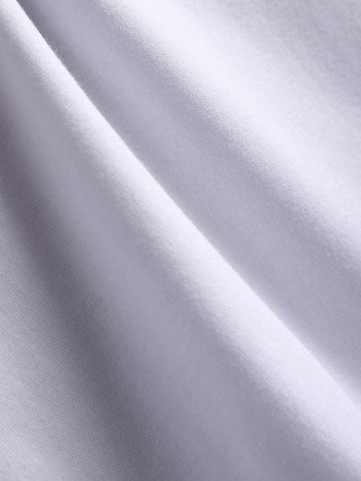 Internet Princess Cotton Graphic Tee - WHITE L Mobile