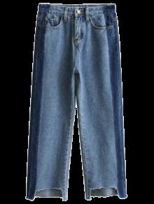 بنطلون الجينز أمي - ازرق M
