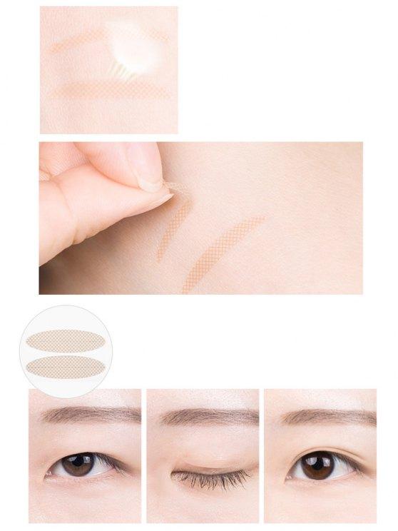 Roll Double Eyelid Tape - YELLOWISH PINK  Mobile