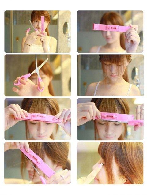 new Thinning Hair Scissors Set - TUTTI FRUTTI  Mobile