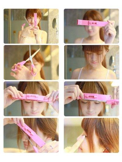 Thinning Hair Scissors Set - TUTTI FRUTTI  Mobile