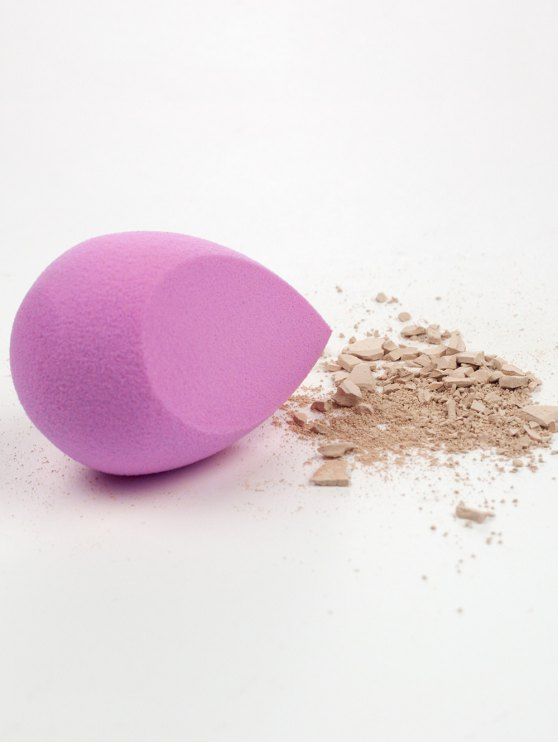 Cut Water Swellable Makeup Sponge - PINK  Mobile