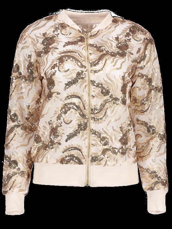 Punk Gilding Jacket