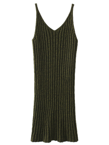 Knitted Tank Dress