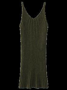 Knitted Tank Dress