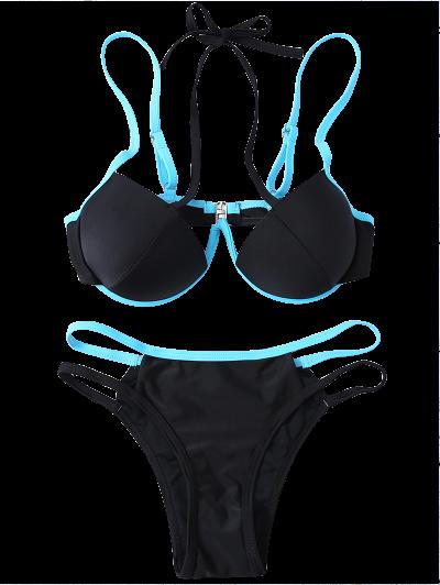 Strappy Molded Cups Bikini от Zaful.com INT
