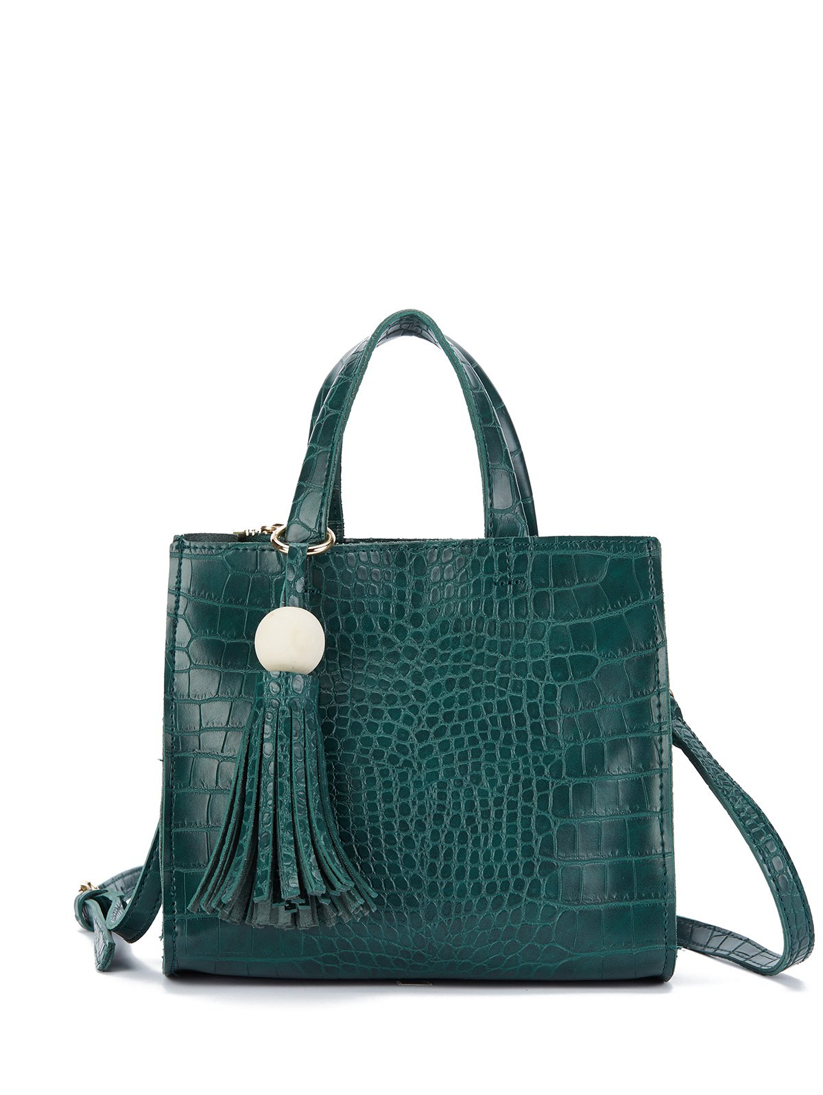 Crocodile Pattern Tote
