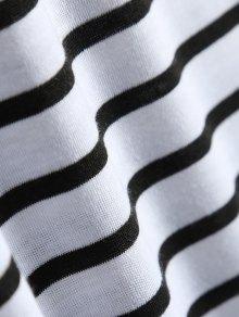 Stripes Tunic T-Shirt - STRIPE S