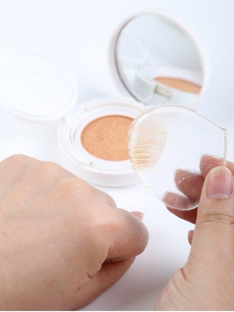 sale Teardrop Silicone Makeup Sponge - TRANSPARENT  Mobile