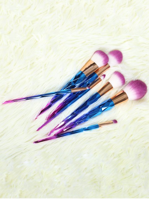 best Ombre Makeup Brushes Set - BLUE  Mobile