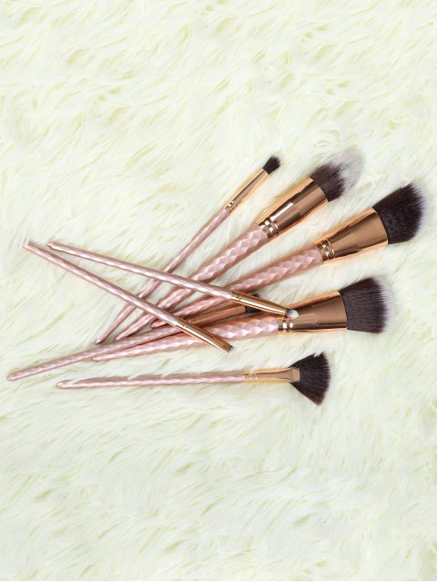 latest 8 Pcs Makeup Brushes Set - ROSE GOLD  Mobile