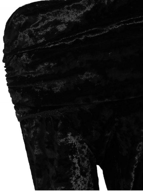 Off The Body épaule de velours - Noir L Mobile