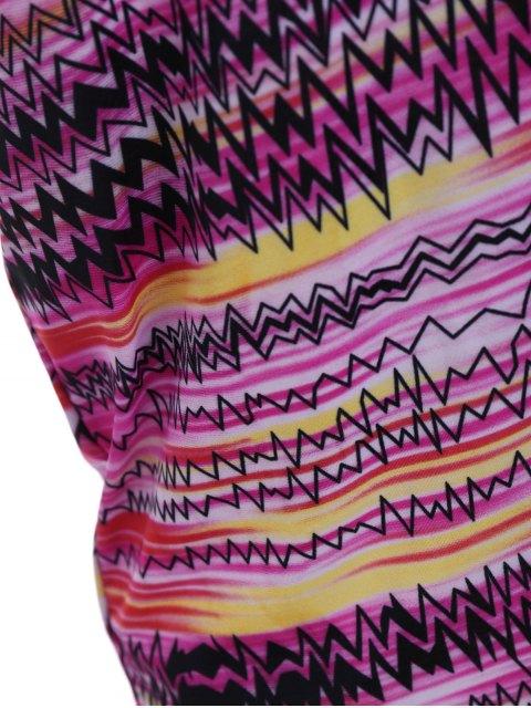 women's Backless Tankini Swimsuits - TUTTI FRUTTI S Mobile