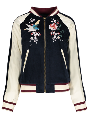 Embriodered Souvenir Jacket