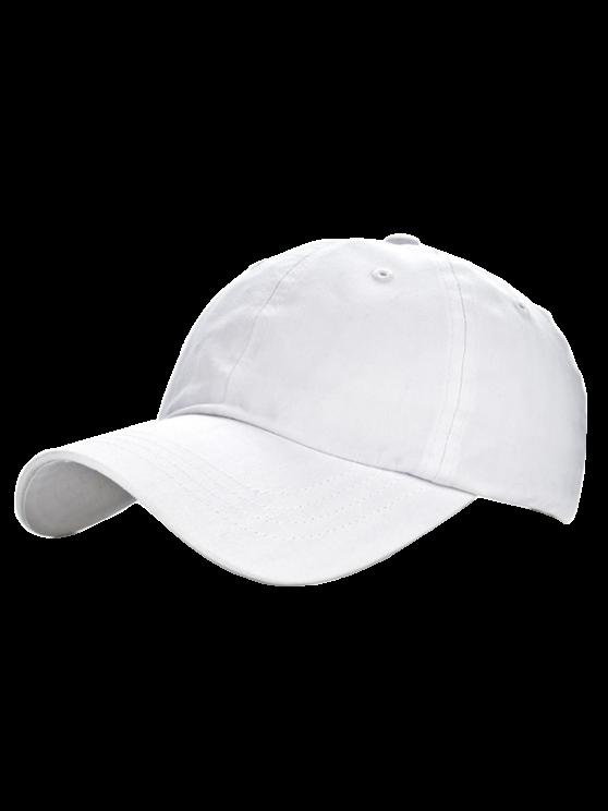 online Outdoor Sport Lovers Baseball Hat - WHITE