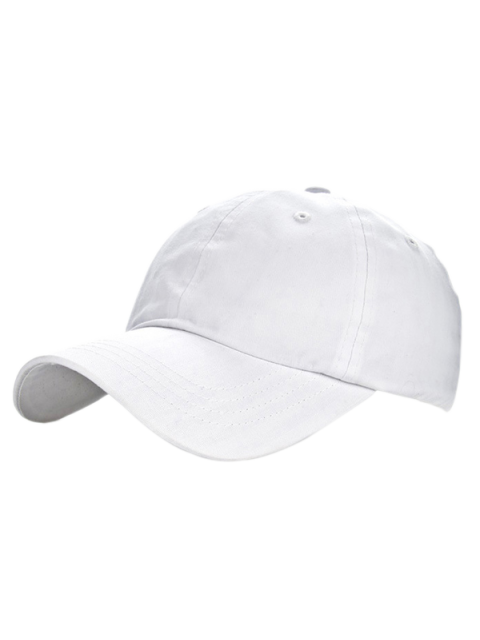 online Outdoor Sport Lovers Baseball Hat - WHITE  Mobile