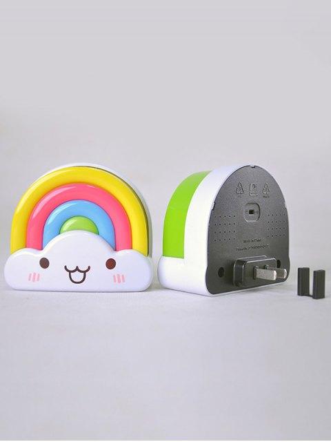 new Creative Mini Voice Control Rainbow LED Night Light - COLORFUL  Mobile