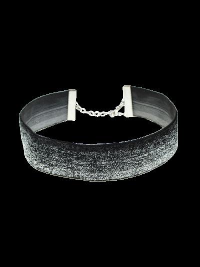 Adorn Velvet Necklace - COLORMIX  Mobile