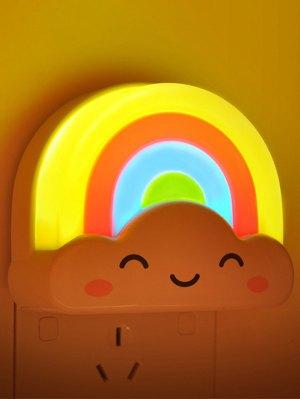 Creative Mini Voice Control Rainbow LED Night Light