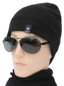 Winter knit Ski Beanie