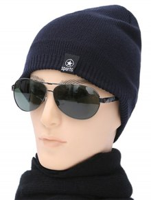 Winter knit Ski Beanie