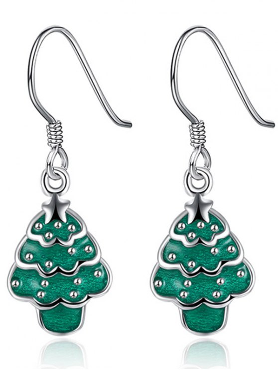Polished Christmas Tree Jewelry Set -   Mobile