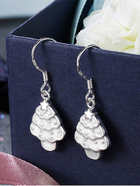 Polished Christmas Tree Jewelry Set -   Mobile