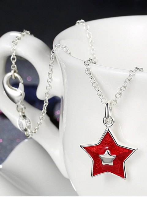 best Polished Christmas Star Jewelry Set -   Mobile