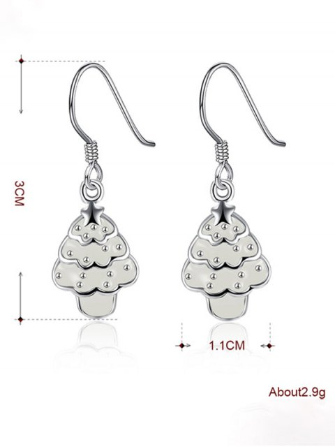 outfit Polished Christmas Tree Jewelry Set -   Mobile