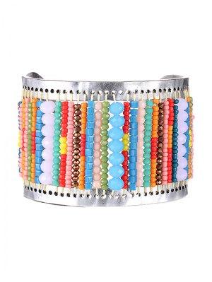 Élégant Colorful Bracelet Perle