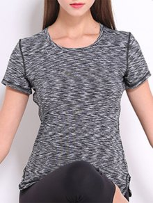 Short Sleeve Sports Tee