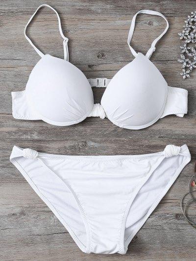 Cami Knotted Bikini Set