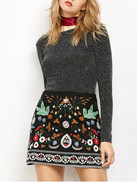 Floral Skirts Are Hot This Season, Every Girl Should Have At Least Three!