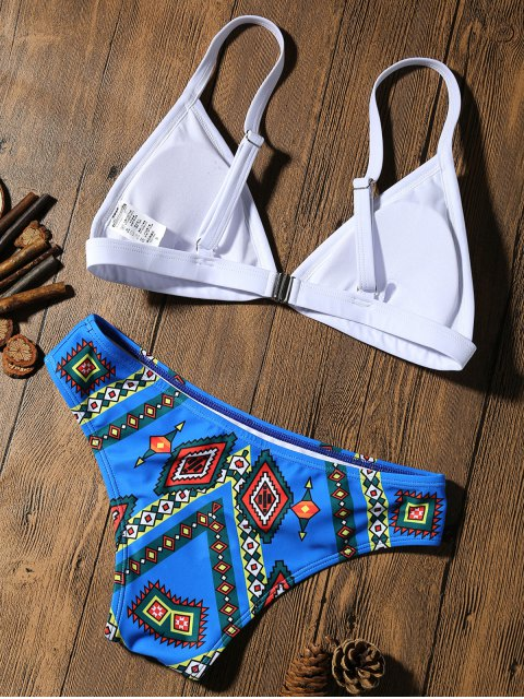 outfits Pineapple Padded Cute Bathing Suit - COLORMIX M Mobile
