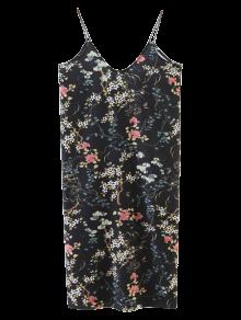 Floral Pinafore Cami Dress