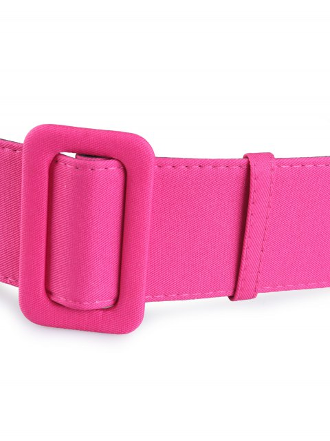shops Fabric Panel PU Leather Belt - TUTTI FRUTTI  Mobile