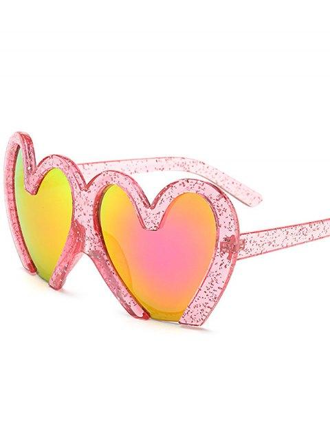 Lunettes de soleil de protection UV en forme de coeurs - Frutti de Tutti  Mobile