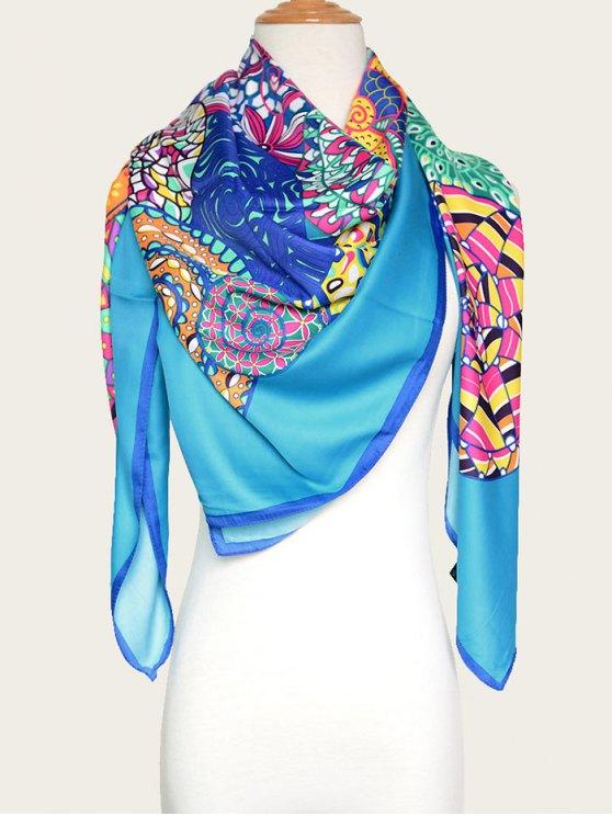 Écharpe à motifs colorés - Pers