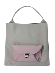 Tote Bag with Removable Envelope Bag