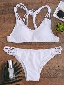 Cami Strappy Bikini Set