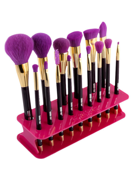 MAANGE Makeup Brush Holder Brush Stand - TUTTI FRUTTI  Mobile