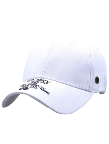 MCBRY Embroidery Baseball Hat