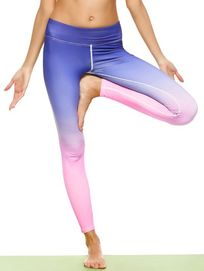Stirrup Ombre Yoga Leggings