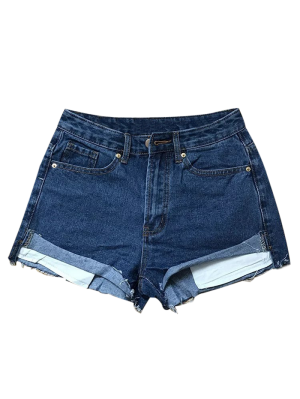 Cutoffs Denim Shorts