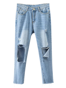 Rippes Tapered Jeans