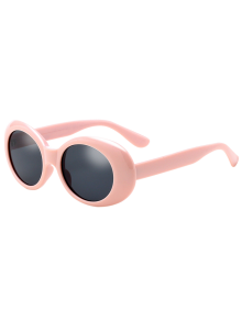 Oval Retro Anti UV Windbreak Sunglasses