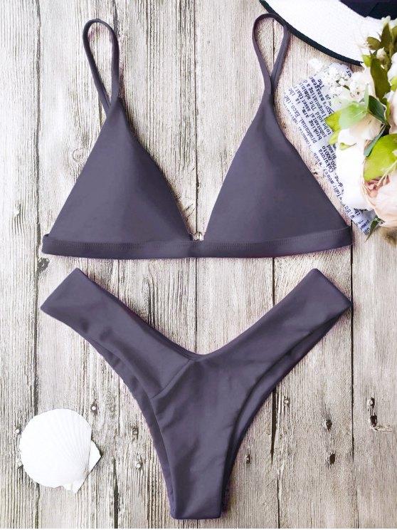 Bikinis bretelles Spaghetti col V - TARO M