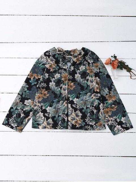 Dessus de cravate floral - Floral L Mobile