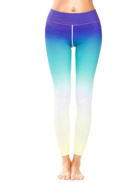 Pantalon de survêtement Butt Lift Tights - Multicouleur M Mobile